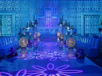 Jumeirah at Etihad Towers - Mezzoon Ballroom - Wedding Setup Decorative