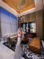 Jumeirah at Etihad Towers - Bridal Suite