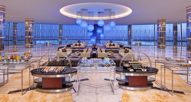 Jumeirah at Etihad Towers - Pre-Function Area - Podium