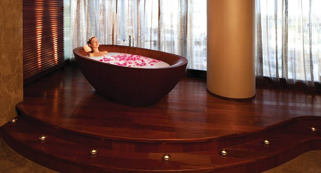 Jumeirah at Etihad Towers - Talise Spa - Floral Bath