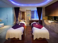 Jumeirah at Etihad Towers - Couple Treatment Room