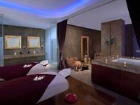 Jumeirah at Etihad Towers -Talise Spa - Couple Treatment Spa Room