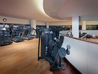 Jumeirah at Etihad Towers - Six P Gym - Gym Interior