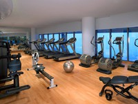 Jumeirah at Etihad Towers - Six P Gym