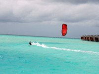 Блог Павла Аксенова. Anantara Dhigu Resort & Spa. Kite surfing