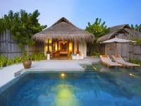 Блог Павла Аксенова. Anantara Dhigu Resort & Spa. Anantara Pool Villa