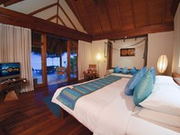 Блог Павла Аксенова. Anantara Dhigu Resort & Spa. Sunset Beach Villa Interior