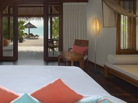 Блог Павла Аксенова. Anantara Dhigu Resort & Spa. Sunset Beach Villa