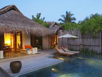 Блог Павла Аксенова. Anantara Dhigu Resort & Spa. Two Bedroom Anantara Pool Villa