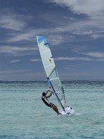 Блог Павла Аксенова. Anantara Dhigu Resort & Spa. Dighu wind surfing