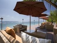 Блог Павла Аксенова. Мальдивы. Anantara Veli Resort & Spa. Degrees Ocean Deck