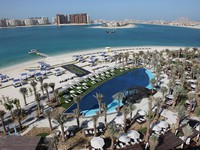 Блог Павла Аксенова. ОАЭ. Дубай. Jumeirah the Palm. Rixos The Palm Dubai. Overview