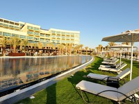 Блог Павла Аксенова. ОАЭ. Дубай. Jumeirah the Palm. Rixos The Palm Dubai. Pool