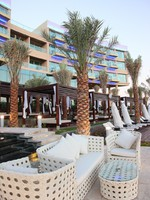 Блог Павла Аксенова. ОАЭ. Дубай. Jumeirah the Palm. Rixos The Palm Dubai. Beach