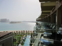 Блог Павла Аксенова. ОАЭ. Дубай. Jumeirah the Palm. Rixos The Palm Dubai. Deluxe Room. Фото Павла Аксенова