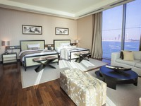 Блог Павла Аксенова. ОАЭ. Дубай. Jumeirah the Palm. Rixos The Palm Dubai. Grand king Suite. Hall Way