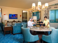 Блог Павла Аксенова. ОАЭ. Дубай. Jumeirah the Palm. Atlantis the Palm. Quest Rooms Club Suites