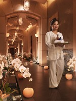 Блог Павла Аксенова. ОАЭ. Дубай. Jumeirah the Palm. Atlantis the Palm. ShuiQi Spa