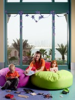 Блог Павла Аксенова. ОАЭ. Дубай. Jumeirah the Palm. Atlantis the Palm. Kids Club