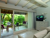 Италия. Сардиния. Forte Village Resort. Le Dune Deluxe Bungalow Type A