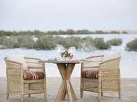 Блог Павла Аксенова. ОАЭ. Абу-Даби. О. Сир-Бани-Яс. Sir Bani Yas. Dining by Design