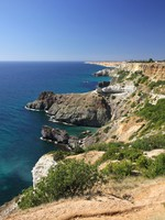 Крым. Black sea coast near Fiolent cape, Crimea. Фото katatonia82 - Depositphotos