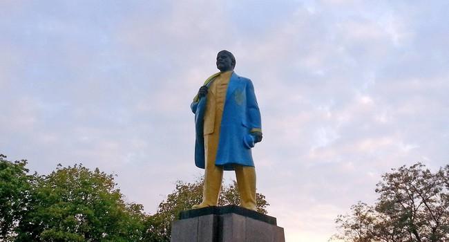 Современную Украину создал Ленин из разных кусков.