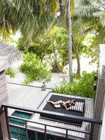 Блог Павла Аксенова. Мальдивы. Outrigger Konotta Maldives Resort. Beach Pool Villa