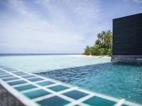 Блог Павла Аксенова. Мальдивы. Outrigger Konotta Maldives Resort. Ocean Pool Villa