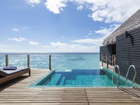 Блог Павла Аксенова. Мальдивы. Outrigger Konotta Maldives Resort. Lagoon Pool Villa