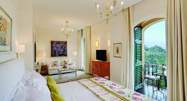 Италия. Портофино. Belmond Hotel Splendido Junior Suite Executive 483