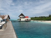 Мальдивы. Four Seasons Resort Maldives at Landaa Giraavaru. Фото Павла Аксенова