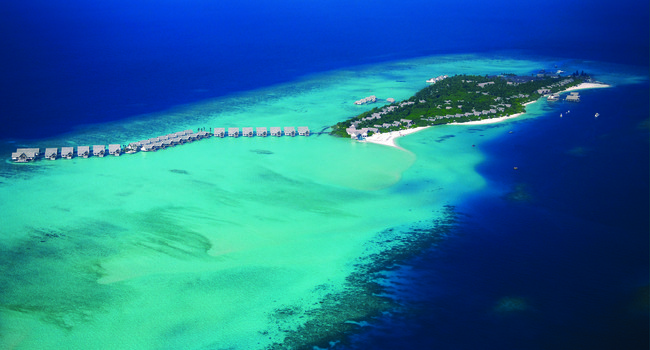 Мальдивы. Four Seasons Resort Maldives at Landaa Giraavaru