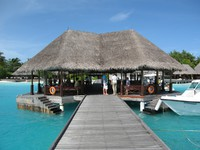 Мальдивы. Four Seasons Resort Maldives at Kuda Huraa. Фото Павла Аксенова