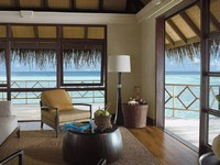 Мальдивы. Four Seasons Resort Maldives at Kuda Huraa. Water suite