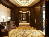 The St. Regis Abu Dhabi - Meeting Rooms Pre-Function area