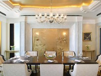 The St. Regis Abu Dhabi - Al Hosen Suite - Dining Room