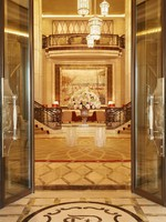 The St. Regis Abu Dhabi  - Reception Hall - Arrival
