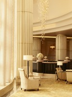 The St. Regis Abu Dhabi - Crystal Lounge