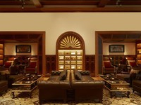 The St. Regis Abu Dhabi. The St Regis Bar - Cigar Lounge
