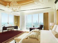 The St. Regis, Abu Dhabi. Al Hosen Suite - Bedroom