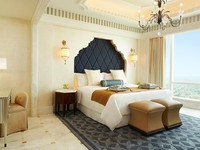 The St. Regis, Abu Dhabi. Al Mushref Suite - Bedroom