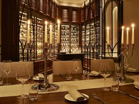 The St. Regis Abu Dhabi. Villa Toscana - Private Dining Room