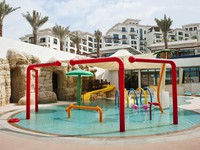 The St. Regis Abu Dhabi - Sandcastle Club - Childrens Pool