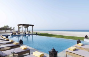Клуб путешествий Павла Аксенова. Anantara Sir Bani Yas Island Al Yamm Villa Resort. Swimming_Pool