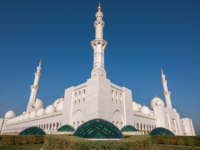 Клуб путешествий Павла Аксенова. ОАЭ. Абу-Даби. Мечеть шейха Зайда. Sheikh Zayed Mosque. Фото Mariia Savoskula - shutterstock