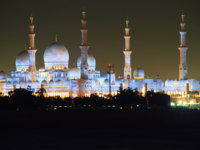 Клуб путешествий Павла Аксенова. ОАЭ. Абу-Даби. Мечеть шейха Зайда. Sheikh Zayed Mosque. Фото Lyubov Timofeyeva - shutterstock