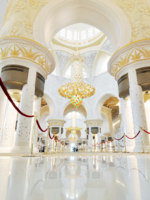 Клуб путешествий Павла Аксенова. ОАЭ. Абу-Даби. Мечеть шейха Зайда. Sheikh Zayed Mosque. Фото Iaroslava Zubenko-Depositphotos