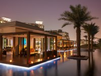 Клуб путешествий Павла Аксенова.  Абу-Даби. The St. Regis Saadiyat Island Resort. Sontaya Bar