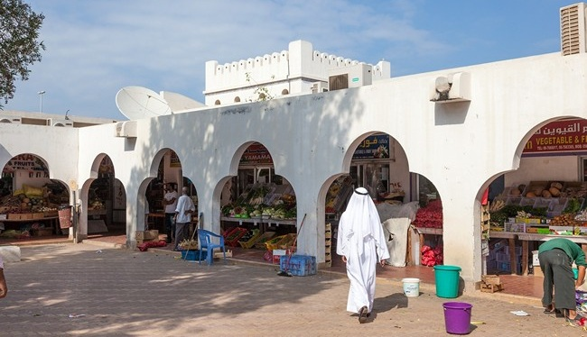 Клуб путешествий Павла Аксенова. ОАЭ. Эмират Аджман (Ajman). Fruit and vegetables market in the emirate of Ajman. Фото philipus - Depositphotos